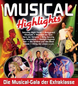 Musical Highlights @ Stadthalle Attendorn
