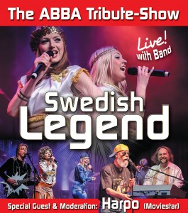 Swedish Legend – The ABBA Tribute-Show @ Stadthalle Attendorn