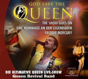 God save the Queen @ Stadthalle Attendorn
