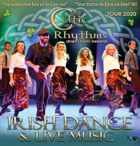 CELTIC RHYTHMS DIRECT FROM IRELAND @ Stadthalle Attendorn