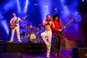 A NIGHT OF QUEEN - Best of Queen - perf. by The Bohemians @ Stadthalle Attendorn